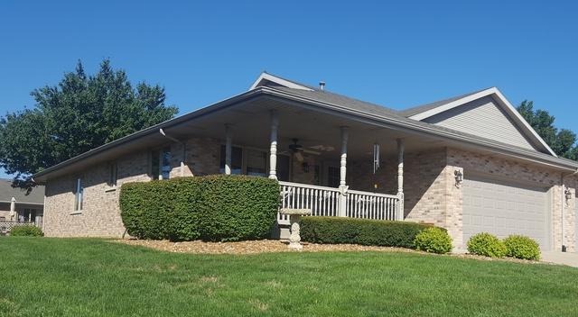 831 Deerpath Lane, Elwood, IL 60421 (MLS #10081230) :: The Saladino Sells Team