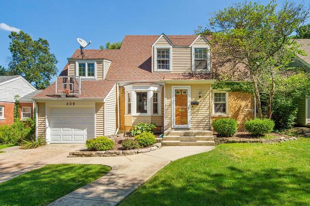 209 Grant Avenue, Clarendon Hills, IL 60514 (MLS #10081288) :: The Jacobs Group