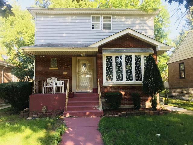 13705 S Atlantic Avenue, Riverdale, IL 60827 (MLS #10081307) :: The Jacobs Group