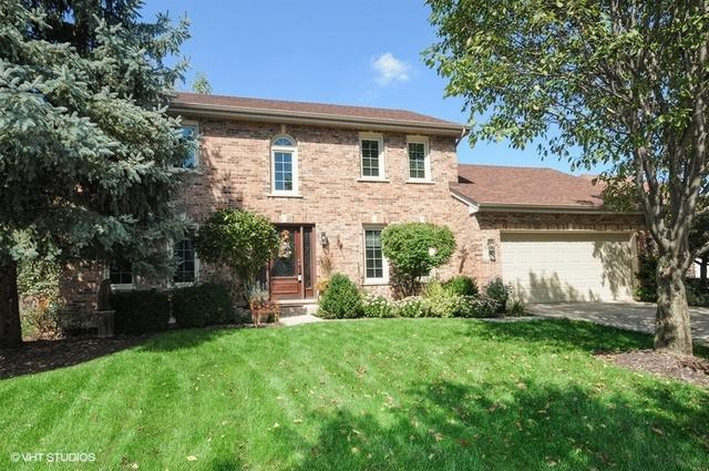 5052 Switch Grass Lane, Naperville, IL 60564 (MLS #10081422) :: The Dena Furlow Team - Keller Williams Realty