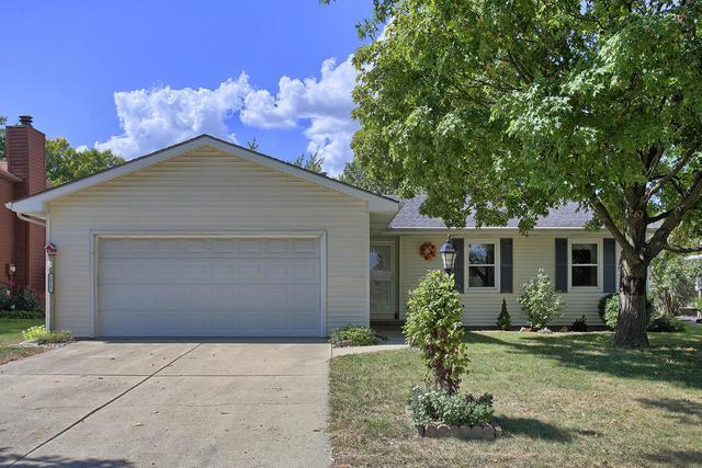 2317 Clover Lane, Champaign, IL 61821 (MLS #10081557) :: Ryan Dallas Real Estate
