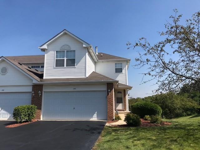 1141 Coventry Circle, Glendale Heights, IL 60139 (MLS #10082445) :: The Dena Furlow Team - Keller Williams Realty