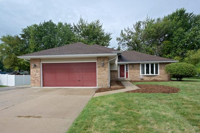 21000 S Ron Lee Drive, Shorewood, IL 60404 (MLS #10082644) :: The Jacobs Group