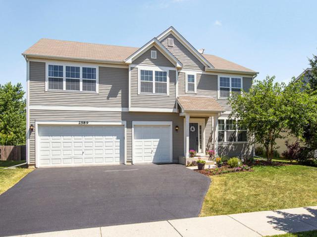 2589 Portage Avenue, Wauconda, IL 60084 (MLS #10082877) :: Lewke Partners