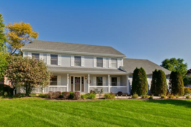 21030 W Creekside Drive, Kildeer, IL 60047 (MLS #10083093) :: Helen Oliveri Real Estate