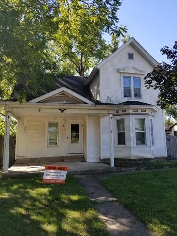 203 N Oak Street, Herscher, IL 60941 (MLS #10083535) :: Leigh Marcus | @properties