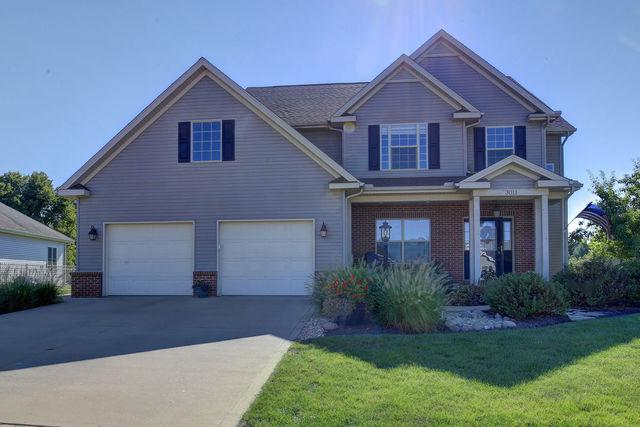3011 Appletree Drive, MONTICELLO, IL 61856 (MLS #10083639) :: Ryan Dallas Real Estate
