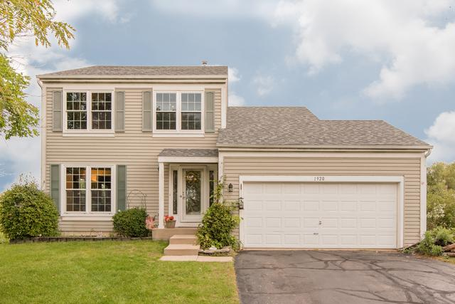 1920 Prairie Path Lane, Carpentersville, IL 60110 (MLS #10083652) :: Lewke Partners