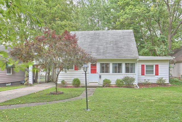 908 Foley Avenue, Champaign, IL 61820 (MLS #10083714) :: Ryan Dallas Real Estate