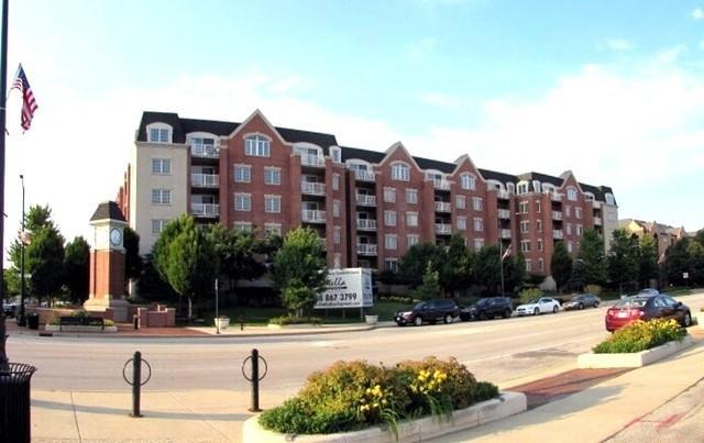 4811 N Olcott Avenue #518, Harwood Heights, IL 60706 (MLS #10083726) :: Lewke Partners