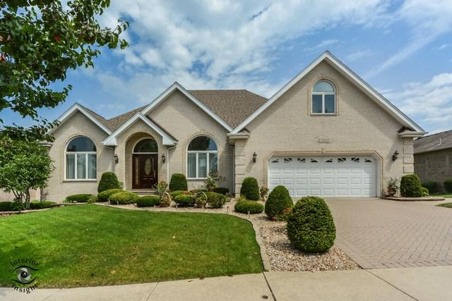 515 Senon Drive, Lemont, IL 60439 (MLS #10084109) :: The Wexler Group at Keller Williams Preferred Realty