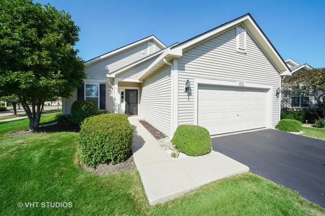 651 S Mecosta Lane, Romeoville, IL 60446 (MLS #10084123) :: The Jacobs Group