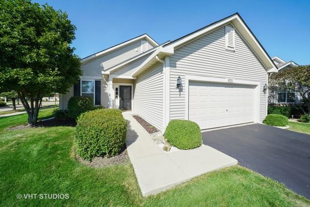 651 S Mecosta Lane, Romeoville, IL 60446 (MLS #10084123) :: Lewke Partners