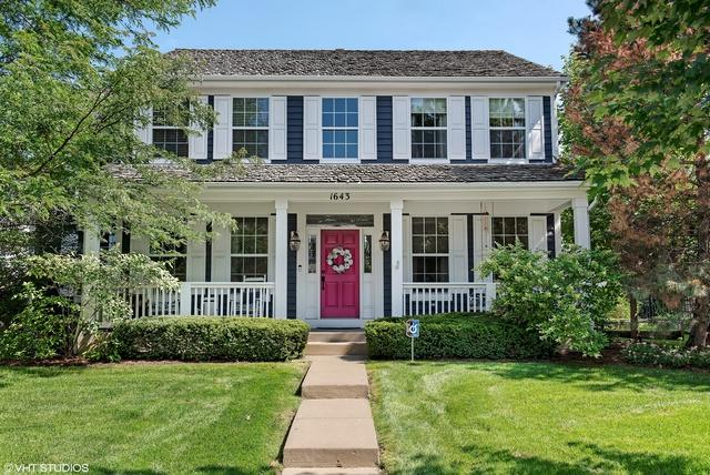1643 Constitution Drive, Glenview, IL 60026 (MLS #10084317) :: The Saladino Sells Team