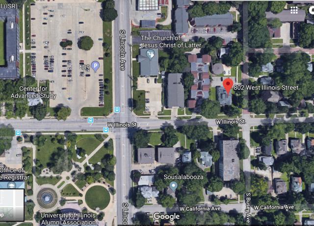 802 W Illinois Street, Urbana, IL 61801 (MLS #10084508) :: Ryan Dallas Real Estate