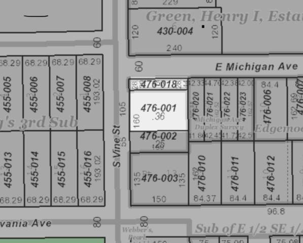 1304 S Vine Street, Urbana, IL 61801 (MLS #10084674) :: Ryan Dallas Real Estate