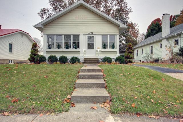 1507 W Church Street, Champaign, IL 61821 (MLS #10084792) :: Ryan Dallas Real Estate