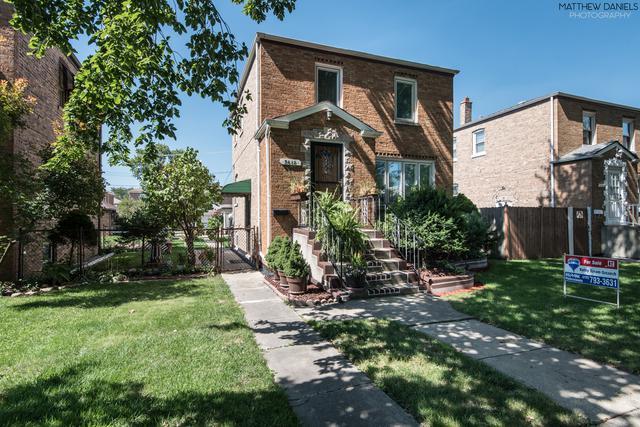 5412 S Keeler Avenue, Chicago, IL 60632 (MLS #10084819) :: The Saladino Sells Team