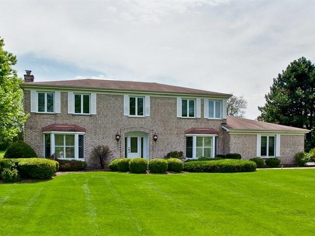 6 Lake View Road, Hawthorn Woods, IL 60047 (MLS #10084921) :: Helen Oliveri Real Estate