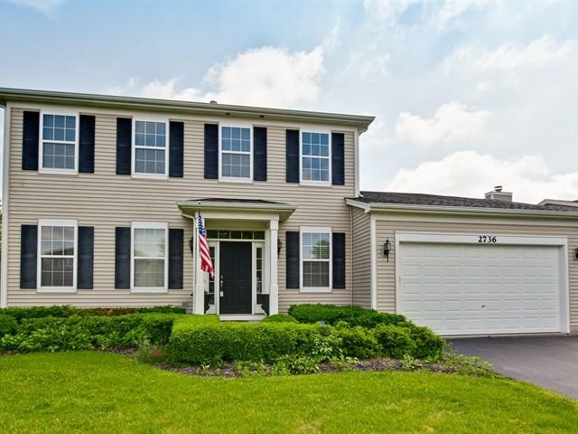 2736 Moraine Valley Road, Wauconda, IL 60084 (MLS #10084922) :: The Jacobs Group