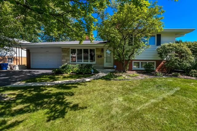 1279 Douglas Lane, Crete, IL 60417 (MLS #10085196) :: The Saladino Sells Team