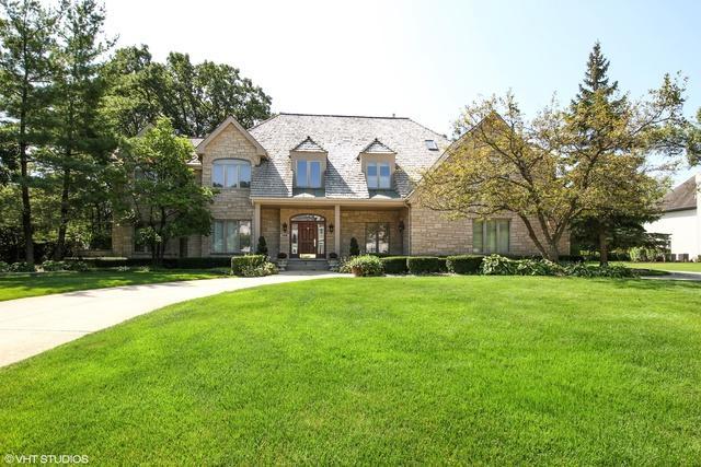 1 Ashley Oaks Lane, Flossmoor, IL 60422 (MLS #10085216) :: The Jacobs Group