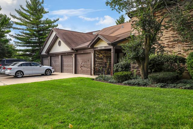 692 Weidner Road #692, Buffalo Grove, IL 60089 (MLS #10085221) :: The Mattz Mega Group