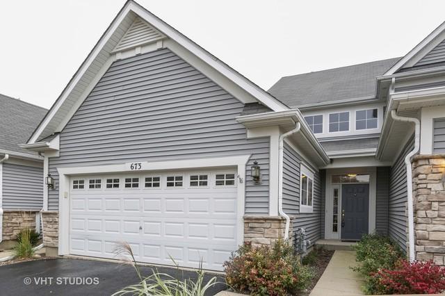 673 Shoreline Drive, Grayslake, IL 60030 (MLS #10085262) :: Baz Realty Network   Keller Williams Preferred Realty