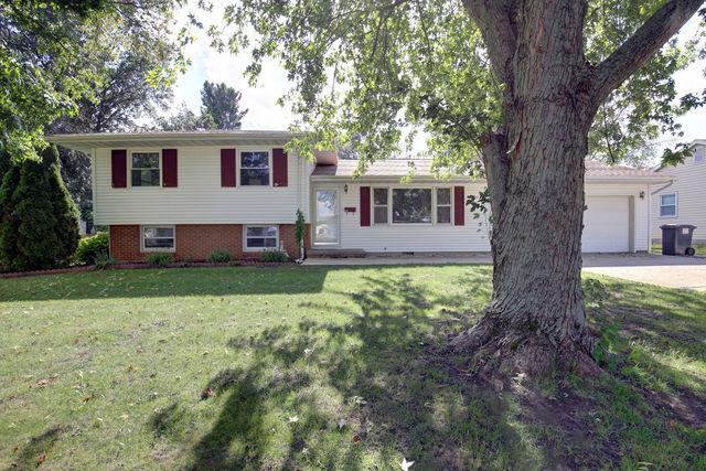 605 W 4th Street, HOMER, IL 61849 (MLS #10085384) :: Littlefield Group