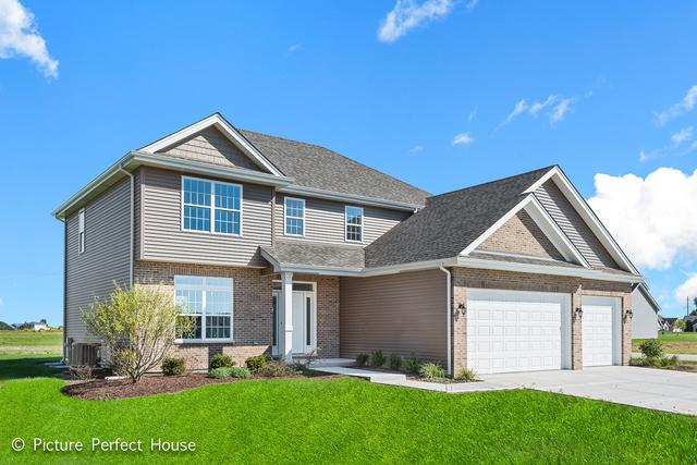 26500 Glacier Court, Channahon, IL 60410 (MLS #10085420) :: The Jacobs Group