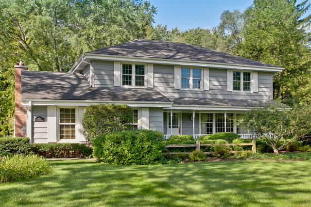 1308 S West Fork Drive, Lake Forest, IL 60045 (MLS #10085422) :: Lewke Partners