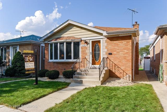 6528 W 64th Place, Chicago, IL 60638 (MLS #10085650) :: Lewke Partners