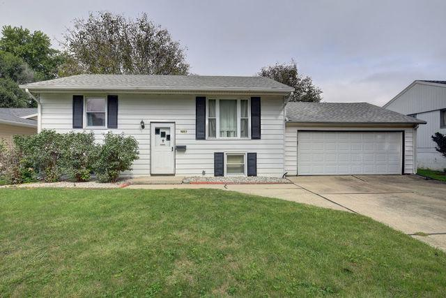 1057 Briarcliff Drive, Rantoul, IL 61866 (MLS #10085848) :: The Dena Furlow Team - Keller Williams Realty