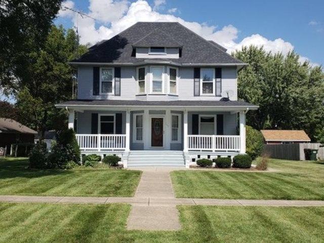 105 W Washington Street, Gardner, IL 60424 (MLS #10086149) :: Lewke Partners