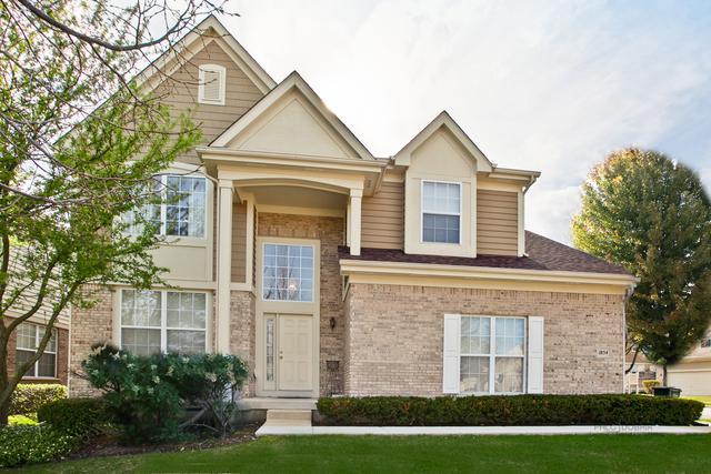 1854 Trevino Terrace, Vernon Hills, IL 60061 (MLS #10086200) :: The Dena Furlow Team - Keller Williams Realty