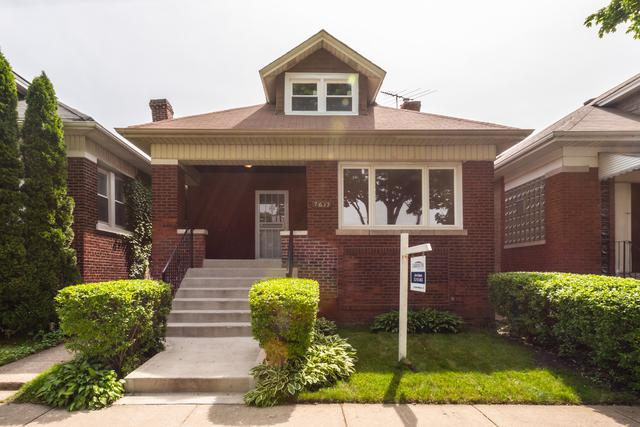 7617 S Luella Avenue, Chicago, IL 60649 (MLS #10086210) :: The Saladino Sells Team
