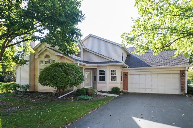 1329 Glengary Court L1329, Wheeling, IL 60090 (MLS #10086254) :: Helen Oliveri Real Estate