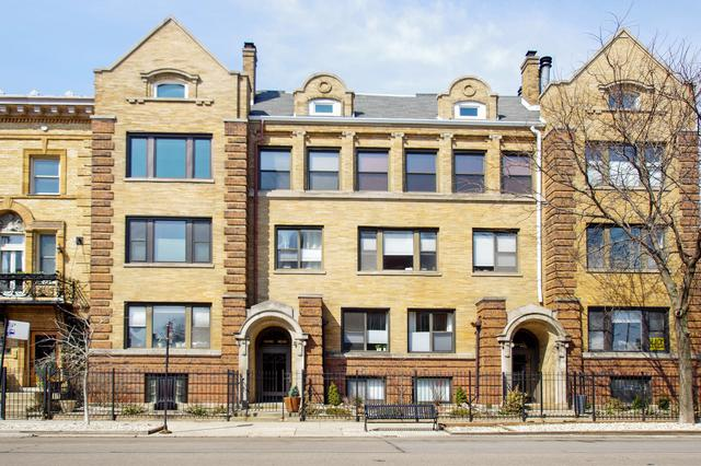 4040 N Clarendon Avenue #1, Chicago, IL 60613 (MLS #10086286) :: The Dena Furlow Team - Keller Williams Realty