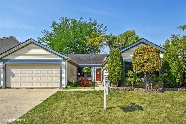 55 Sunridge Lane, Buffalo Grove, IL 60089 (MLS #10086290) :: Helen Oliveri Real Estate