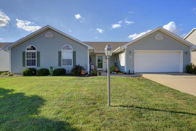 4012 Appletree Drive, MONTICELLO, IL 61856 (MLS #10086744) :: Ryan Dallas Real Estate