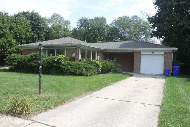 343 Indian Drive, Glen Ellyn, IL 60137 (MLS #10086756) :: Lewke Partners