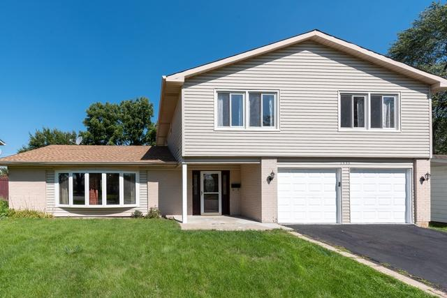 1533 Ramblewood Drive, Hanover Park, IL 60133 (MLS #10086866) :: The Dena Furlow Team - Keller Williams Realty