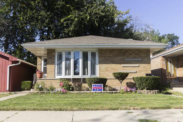 3538 W 83rd Street, Chicago, IL 60652 (MLS #10087026) :: Lewke Partners