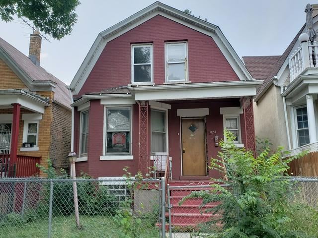 924 N Trumbull Avenue, Chicago, IL 60651 (MLS #10087071) :: Domain Realty