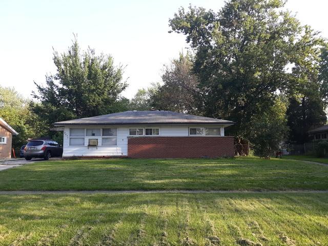 3001 Sherwood Avenue, Markham, IL 60428 (MLS #10087105) :: Lewke Partners