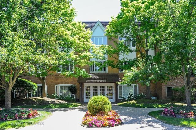 207 Rivershire Lane #208, Lincolnshire, IL 60069 (MLS #10087162) :: Helen Oliveri Real Estate