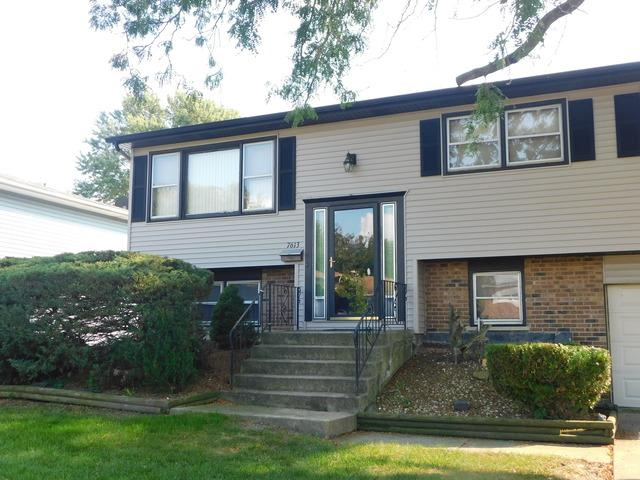 7613 163rd Place, Tinley Park, IL 60477 (MLS #10087267) :: The Saladino Sells Team