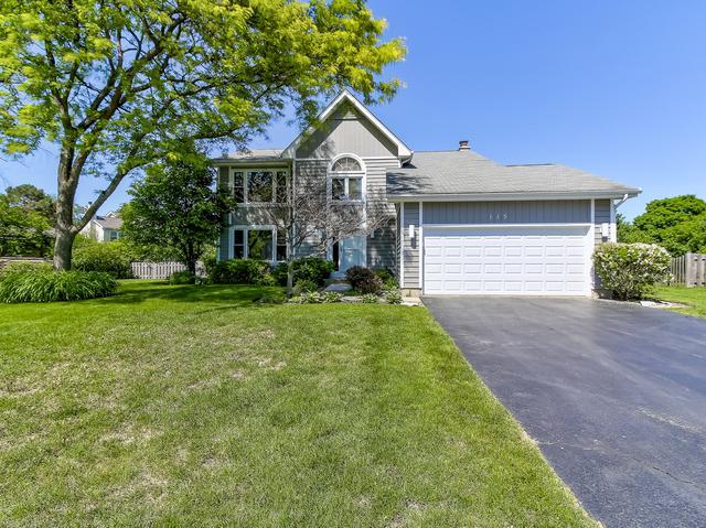 115 Old Barn Court, Buffalo Grove, IL 60089 (MLS #10087427) :: Helen Oliveri Real Estate