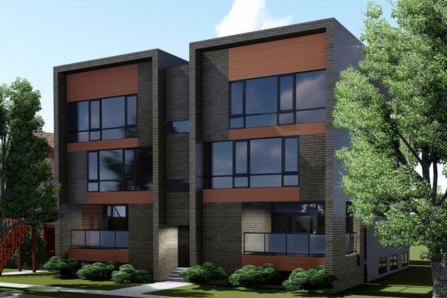 3032 W Lyndale Street 3W, Chicago, IL 60647 (MLS #10087543) :: Leigh Marcus | @properties
