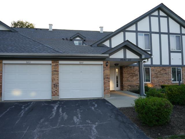 9243 Montgomery Drive #9243, Orland Park, IL 60462 (MLS #10087669) :: Lewke Partners